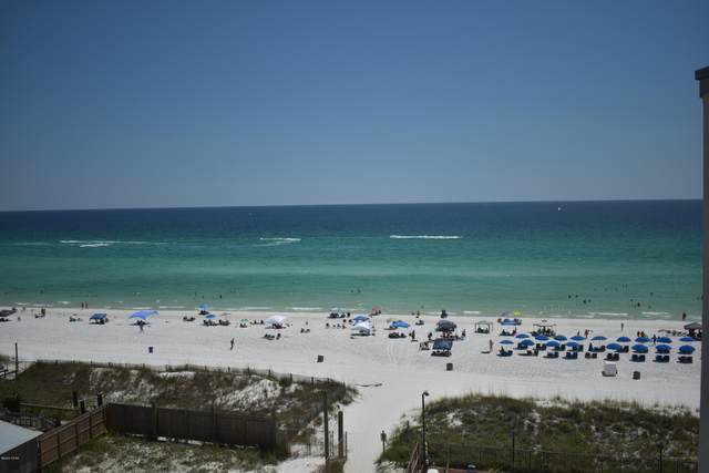 8815 Thomas Drive #807, Panama City Beach, FL 32408 (MLS #698744) :: Counts Real Estate Group