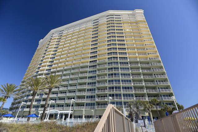 9450 S Thomas Drive 1511A, Panama City Beach, FL 32408 (MLS #698768) :: Team Jadofsky of Keller Williams Realty Emerald Coast