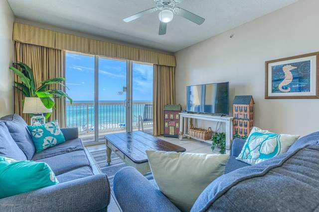 15817 Front Beach Road #408, Panama City Beach, FL 32413 (MLS #698770) :: The Premier Property Group