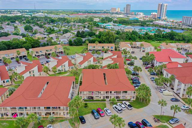 17462 Front Beach Road 73F, Panama City Beach, FL 32413 (MLS #698824) :: Team Jadofsky of Keller Williams Realty Emerald Coast
