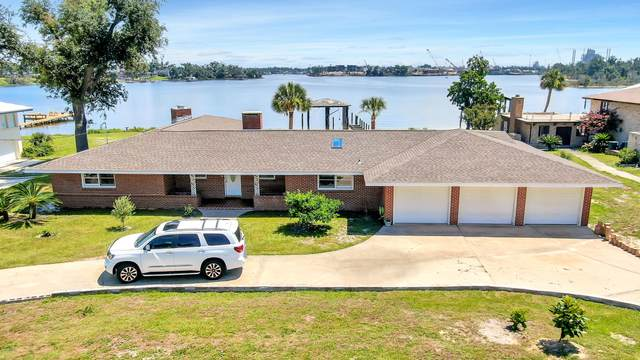 734 Bunkers Cove Road, Panama City, FL 32401 (MLS #698828) :: Counts Real Estate Group