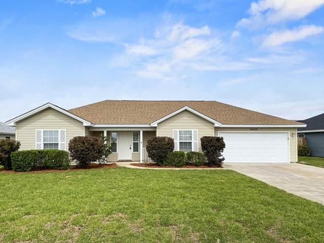 4842 Cherokee Heights Road, Panama City, FL 32404 (MLS #698844) :: Counts Real Estate Group, Inc.