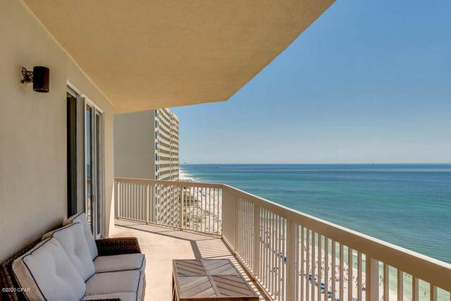 14825 Front Beach Road #1801, Panama City Beach, FL 32413 (MLS #698912) :: Keller Williams Realty Emerald Coast