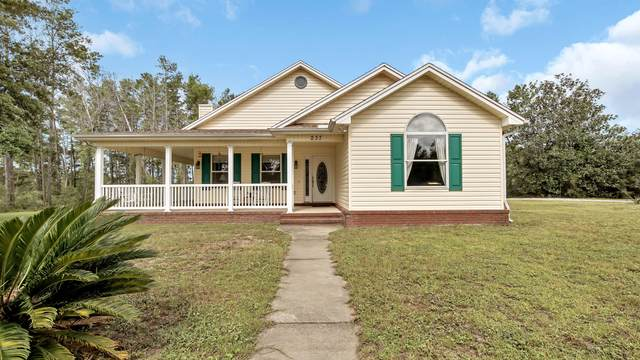 237 Mill Creek Drive, Panama City, FL 32409 (MLS #698914) :: Counts Real Estate Group