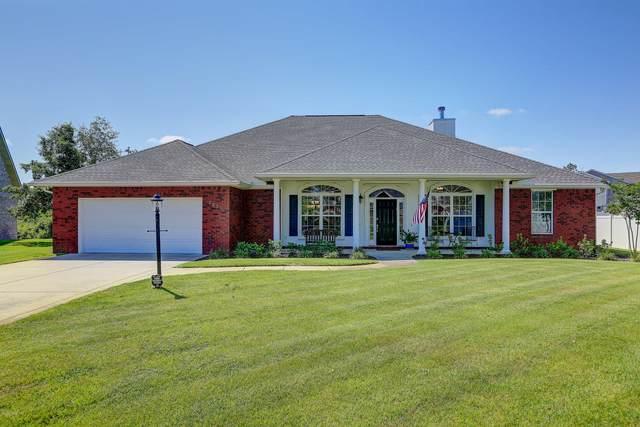 3531 Rosewood Circle, Lynn Haven, FL 32444 (MLS #698934) :: Counts Real Estate Group, Inc.