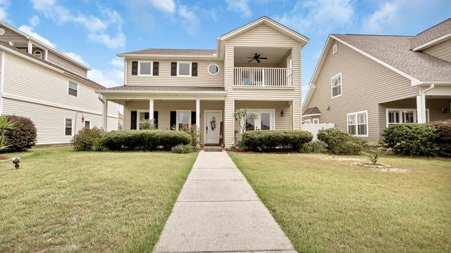 4012 Oak Forest Drive, Panama City, FL 32404 (MLS #698949) :: Counts Real Estate Group