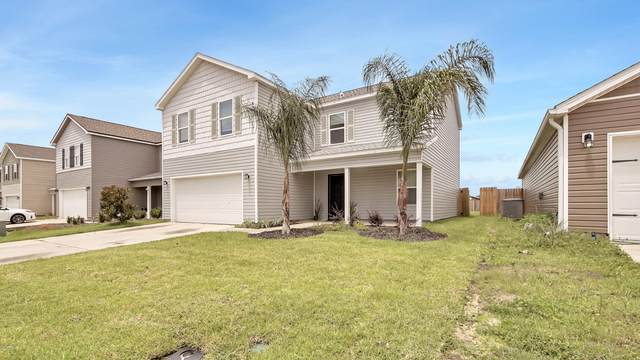 922 S Katherine Avenue, Panama City, FL 32404 (MLS #699002) :: Counts Real Estate Group, Inc.
