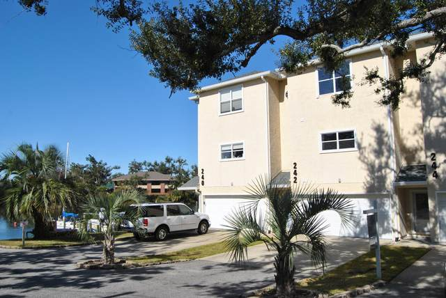 242 E 3rd Place, Panama City, FL 32401 (MLS #699067) :: Counts Real Estate Group