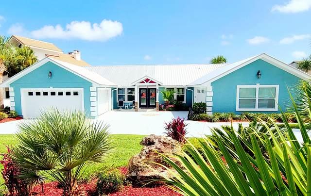 1401 Trout Drive Drive, Panama City Beach, FL 32408 (MLS #699139) :: Team Jadofsky of Keller Williams Realty Emerald Coast
