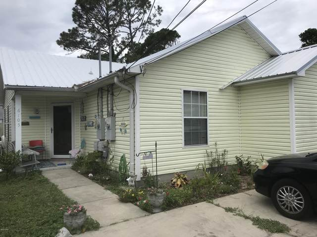 6105 Hilltop Avenue A & B, Panama City Beach, FL 32408 (MLS #699147) :: Team Jadofsky of Keller Williams Realty Emerald Coast