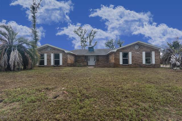 5146 N Lakewood Drive, Panama City, FL 32404 (MLS #699155) :: Scenic Sotheby's International Realty