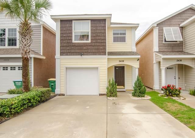 2438 Causeway Manor Court, Panama City Beach, FL 32408 (MLS #699169) :: Scenic Sotheby's International Realty