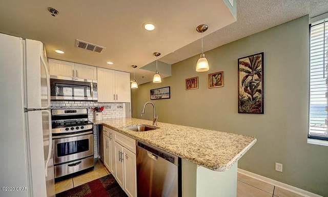 9850 S Thomas Drive 612E, Panama City Beach, FL 32408 (MLS #699172) :: EXIT Sands Realty