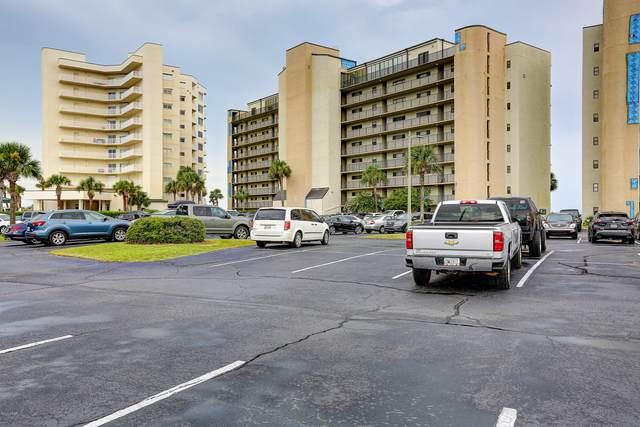 4425 Thomas Drive #604, Panama City Beach, FL 32408 (MLS #699230) :: Team Jadofsky of Keller Williams Realty Emerald Coast