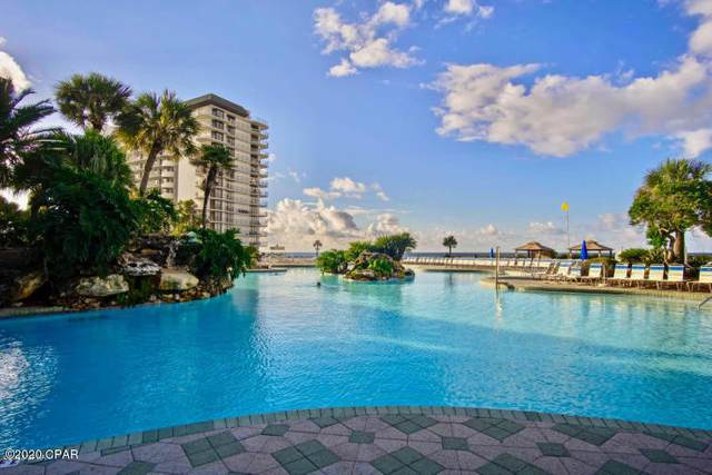 520 N Richard Jackson Boulevard #2704, Panama City Beach, FL 32407 (MLS #699300) :: Counts Real Estate Group, Inc.