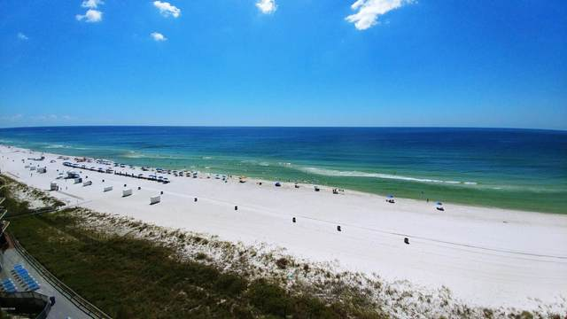 11619 Front Beach Road #810, Panama City Beach, FL 32407 (MLS #699324) :: Team Jadofsky of Keller Williams Realty Emerald Coast