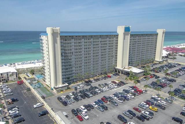 8743 Thomas Drive #715, Panama City Beach, FL 32408 (MLS #699357) :: Counts Real Estate Group
