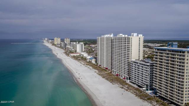 10901 Front Beach Road #602, Panama City Beach, FL 32407 (MLS #699368) :: Counts Real Estate Group