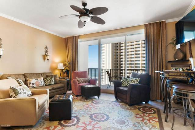9900 S Thomas Drive #1123, Panama City Beach, FL 32408 (MLS #699410) :: Counts Real Estate Group
