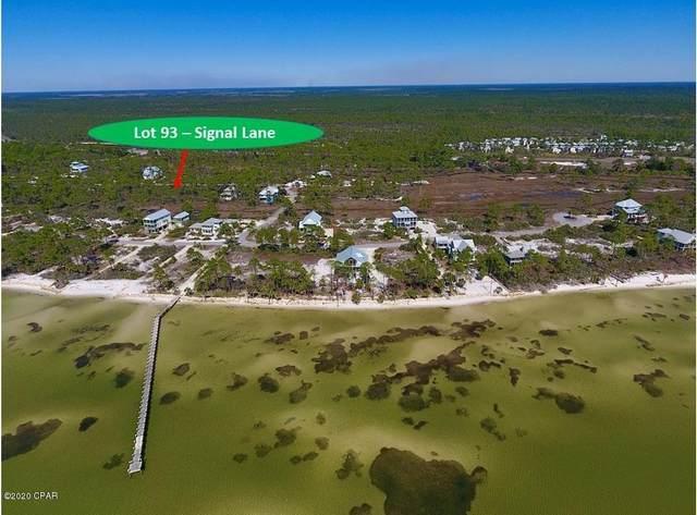 211 Signal Lane Lot 93, Port St. Joe, FL 32456 (MLS #699422) :: Keller Williams Realty Emerald Coast