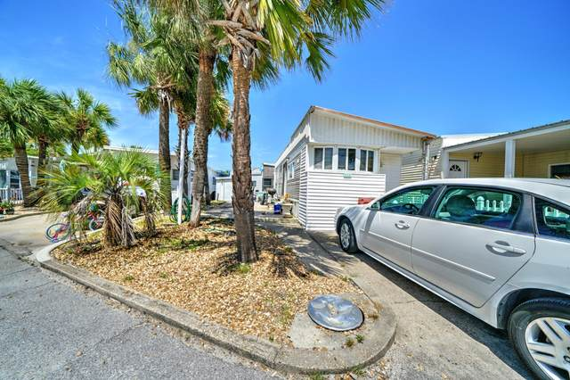 603 Seabreeze Drive, Panama City Beach, FL 32408 (MLS #699443) :: Beachside Luxury Realty