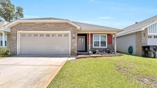 304 Cornerstone Place, Panama City Beach, FL 32407 (MLS #699452) :: Counts Real Estate Group