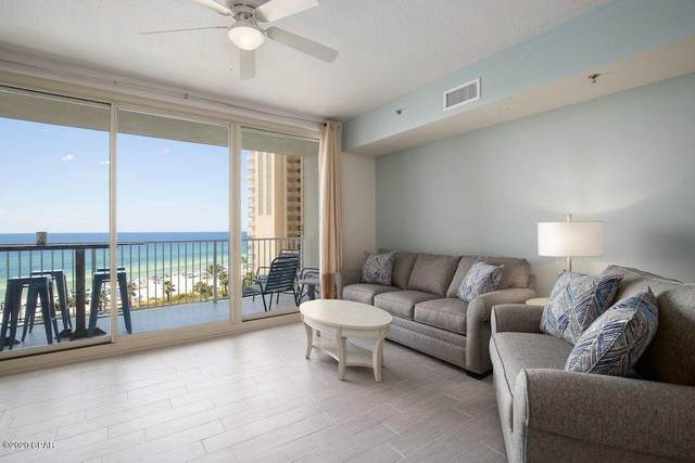 9900 S Thomas Drive #721, Panama City Beach, FL 32408 (MLS #699499) :: Counts Real Estate Group