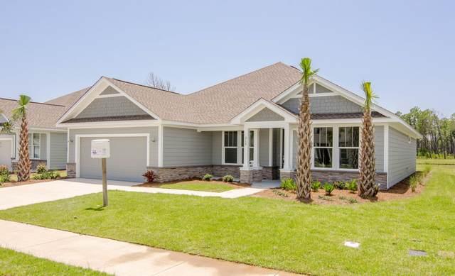 315 Basin Bayou Drive Lot 437, Panama City Beach, FL 32407 (MLS #699500) :: Counts Real Estate Group