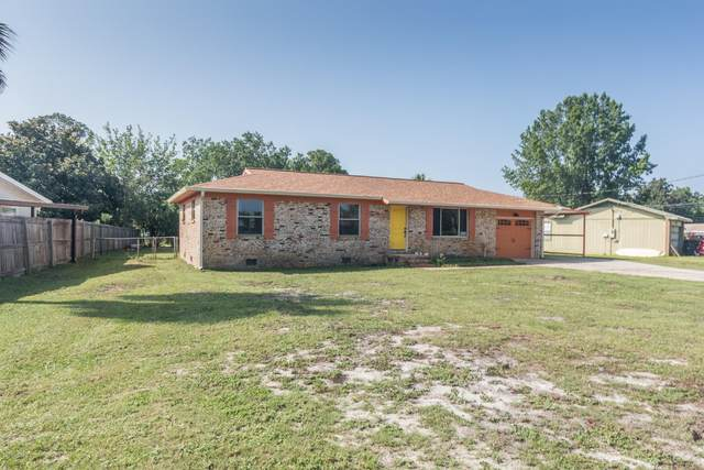 122 Heather Drive, Panama City Beach, FL 32413 (MLS #699503) :: Scenic Sotheby's International Realty
