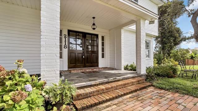 2118 Trinity Street, Lynn Haven, FL 32444 (MLS #699540) :: Scenic Sotheby's International Realty