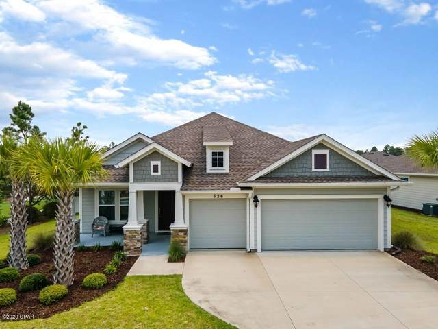 526 Breakfast Point Boulevard, Panama City Beach, FL 32407 (MLS #699546) :: Team Jadofsky of Keller Williams Realty Emerald Coast