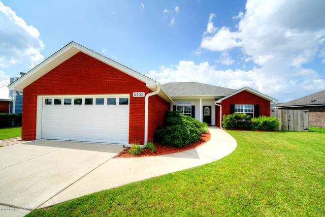 5408 Blue Dog Road, Panama City, FL 32404 (MLS #699563) :: Counts Real Estate Group