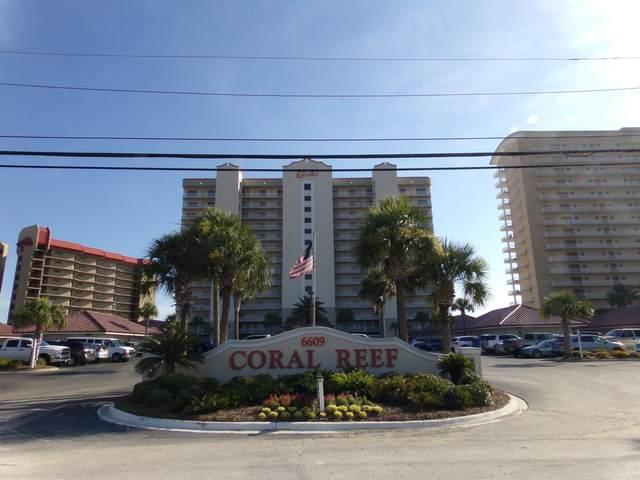 6609 Thomas #1002, Panama City Beach, FL 32408 (MLS #699588) :: ResortQuest Real Estate
