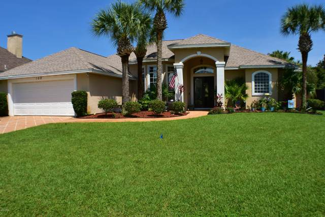 102 Palm Bay Boulevard, Panama City Beach, FL 32408 (MLS #699624) :: Counts Real Estate Group