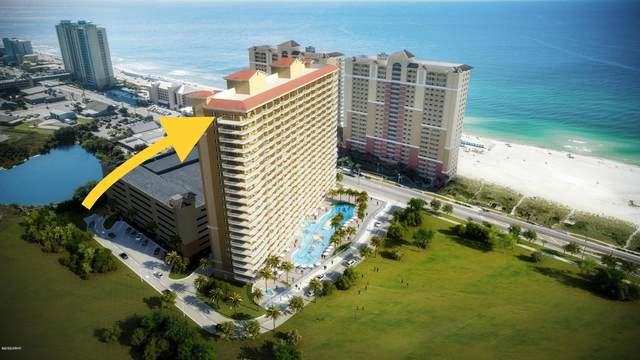 15928 Front Beach Road #2312, Panama City Beach, FL 32413 (MLS #699633) :: Anchor Realty Florida