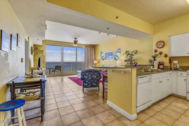 9900 S Thomas Drive #1511, Panama City Beach, FL 32408 (MLS #699647) :: Counts Real Estate Group