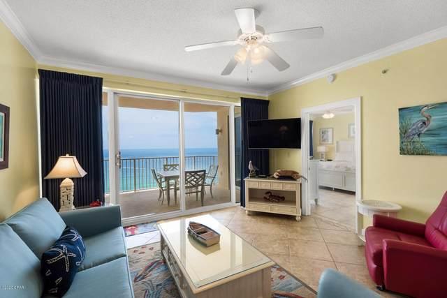 9450 S Thomas Drive #1708, Panama City Beach, FL 32408 (MLS #699661) :: Team Jadofsky of Keller Williams Realty Emerald Coast