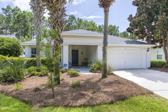 111 Middleburg Drive, Panama City Beach, FL 32413 (MLS #699671) :: Keller Williams Realty Emerald Coast