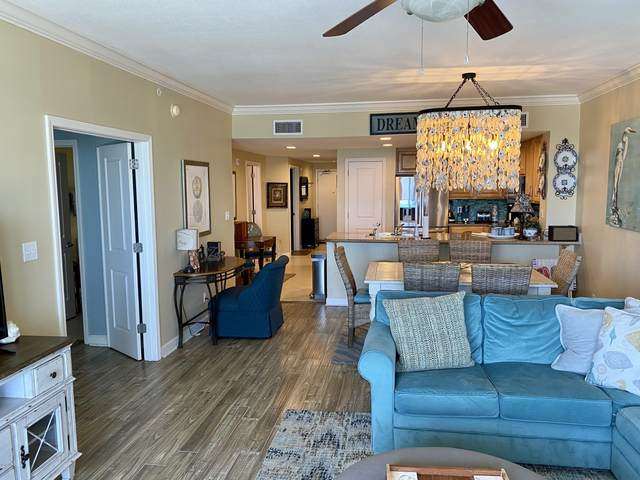 10713 Front Beach Road #503, Panama City Beach, FL 32407 (MLS #699681) :: Keller Williams Realty Emerald Coast