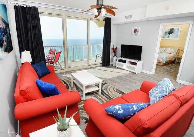 9900 S Thomas Drive #1812, Panama City Beach, FL 32408 (MLS #699747) :: Counts Real Estate Group