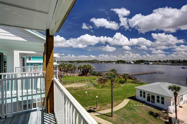 3600 Thomas Drive C303, Panama City Beach, FL 32408 (MLS #699759) :: Keller Williams Realty Emerald Coast
