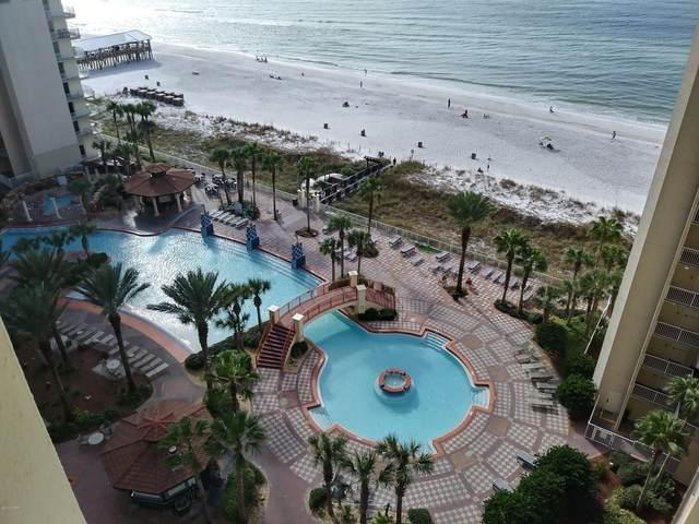 9900 S Thomas Drive #1210, Panama City Beach, FL 32408 (MLS #699817) :: Counts Real Estate Group