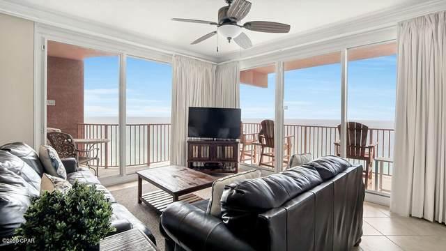 9900 S Thomas Drive #2203, Panama City Beach, FL 32408 (MLS #699869) :: Counts Real Estate Group