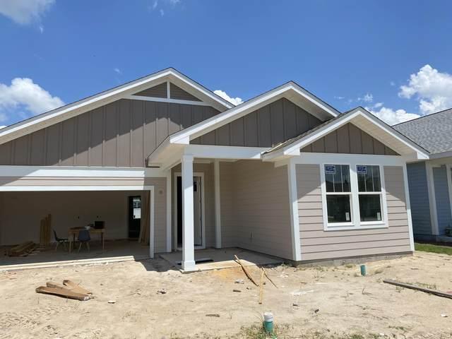 417 Warren Bayou Lane Lot 447, Panama City Beach, FL 32407 (MLS #699876) :: Keller Williams Realty Emerald Coast