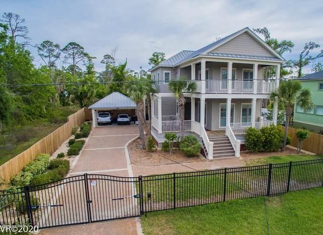 215 Madison Street, Port St. Joe, FL 32456 (MLS #699938) :: Counts Real Estate Group, Inc.