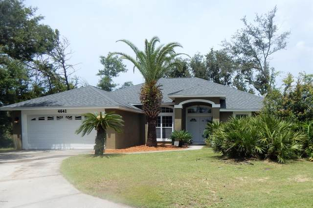 4641 Delwood View Boulevard, Panama City Beach, FL 32408 (MLS #700081) :: Vacasa Real Estate
