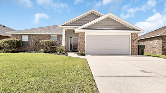 3631 Azalea Court, Panama City, FL 32405 (MLS #700101) :: Scenic Sotheby's International Realty