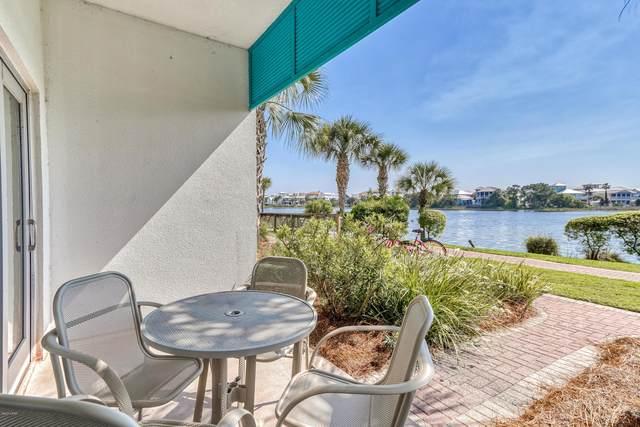 114 Carillon Market Street #112, Panama City Beach, FL 32413 (MLS #700129) :: Berkshire Hathaway HomeServices Beach Properties of Florida
