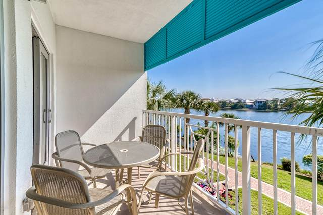 114 Carillon Market Street #212, Panama City Beach, FL 32413 (MLS #700130) :: Berkshire Hathaway HomeServices Beach Properties of Florida