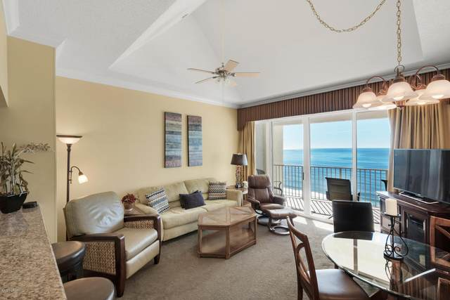 10517 Front Beach Road #1402, Panama City Beach, FL 32407 (MLS #700150) :: Counts Real Estate Group